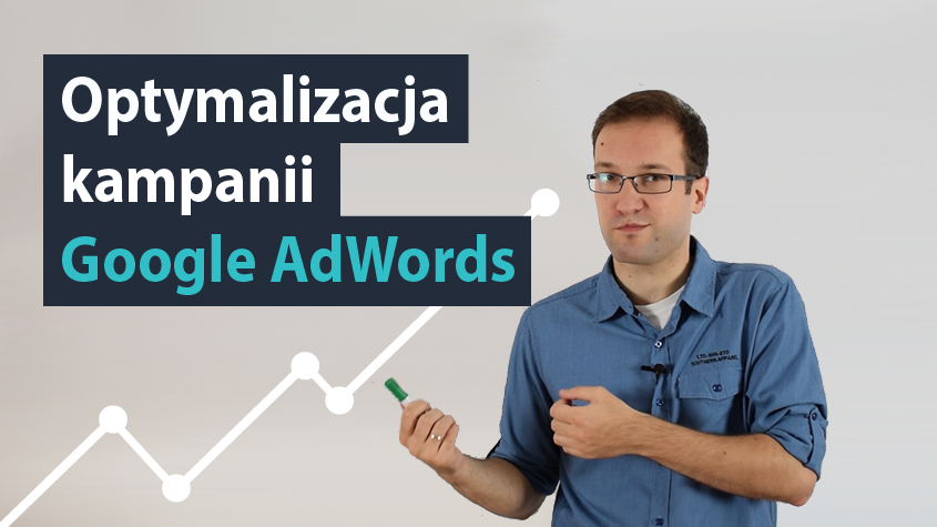 Optymalizacja kampanii Google AdWords MrOptim MrOptim #26 Cover