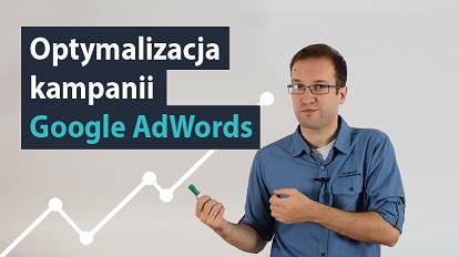 Optymalizacja kampanii Google AdWords MrOptim #26 Główna