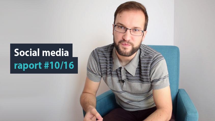 MrOptim Social media raport 10/16