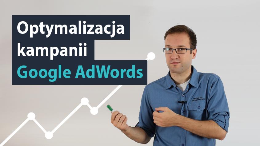 Optymalizacja kampanii Google AdWords MrOptim #26